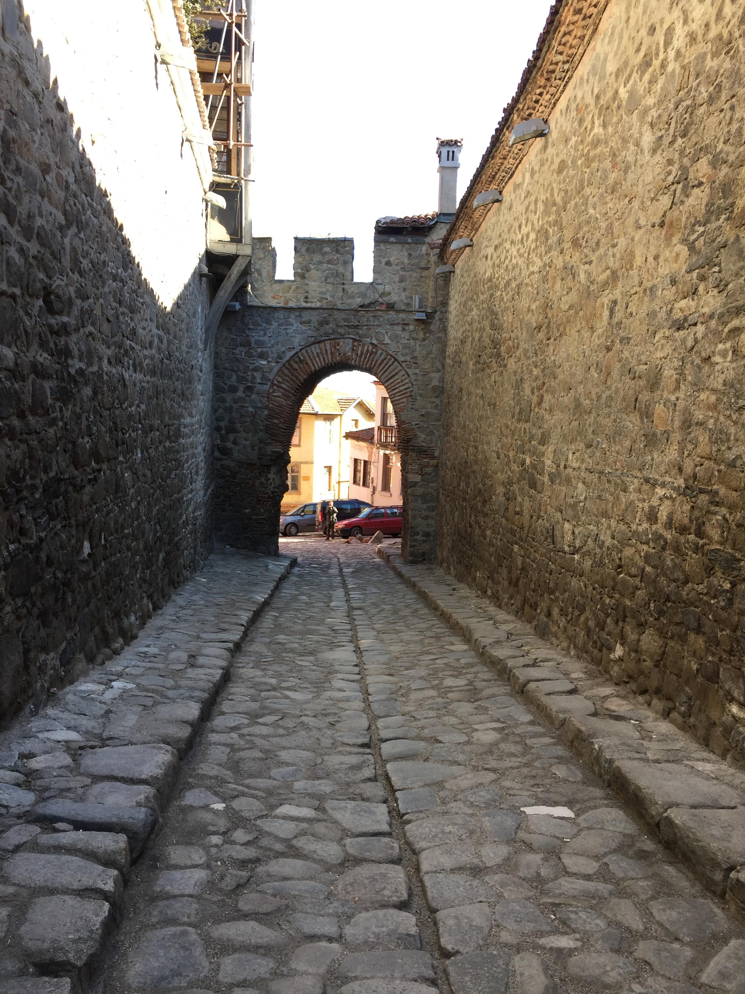 多分要塞のゲート