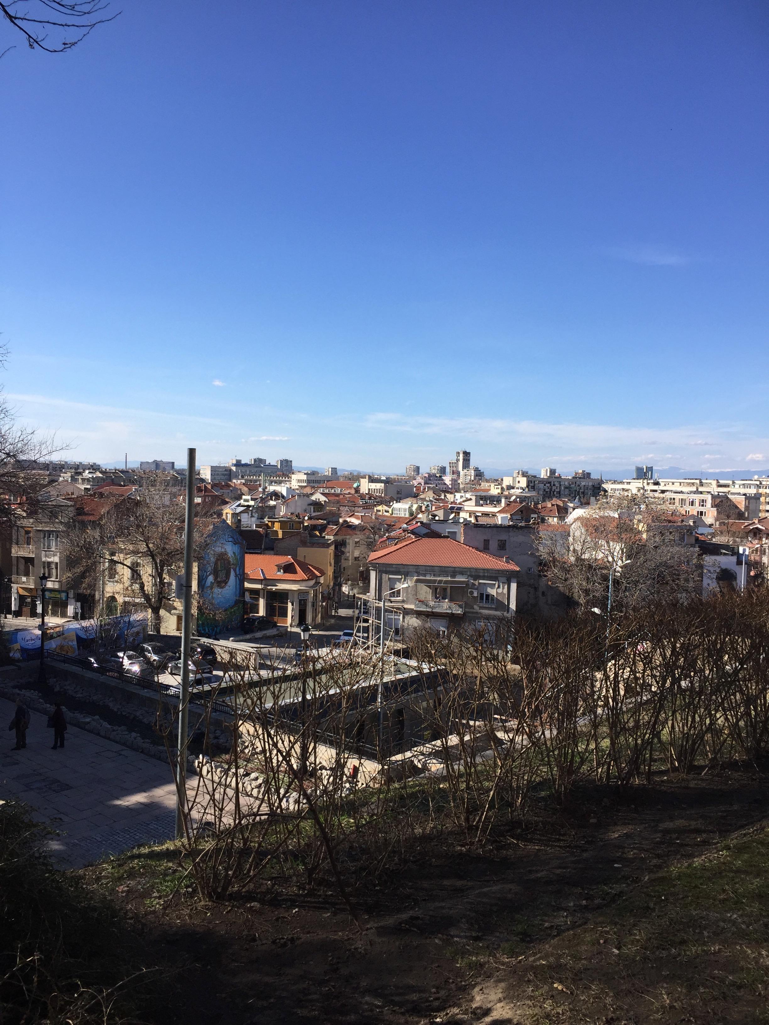 旧市街からの眺め