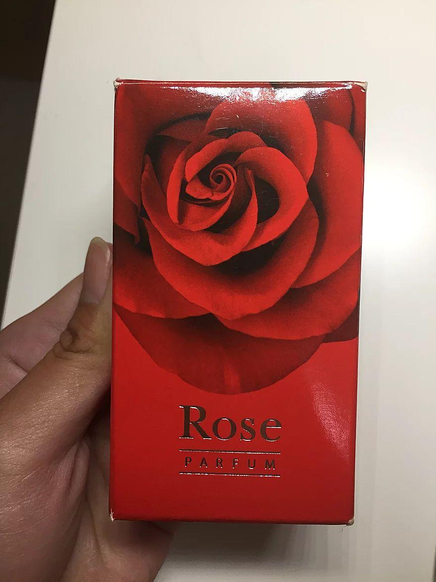 土産のバラ香水1