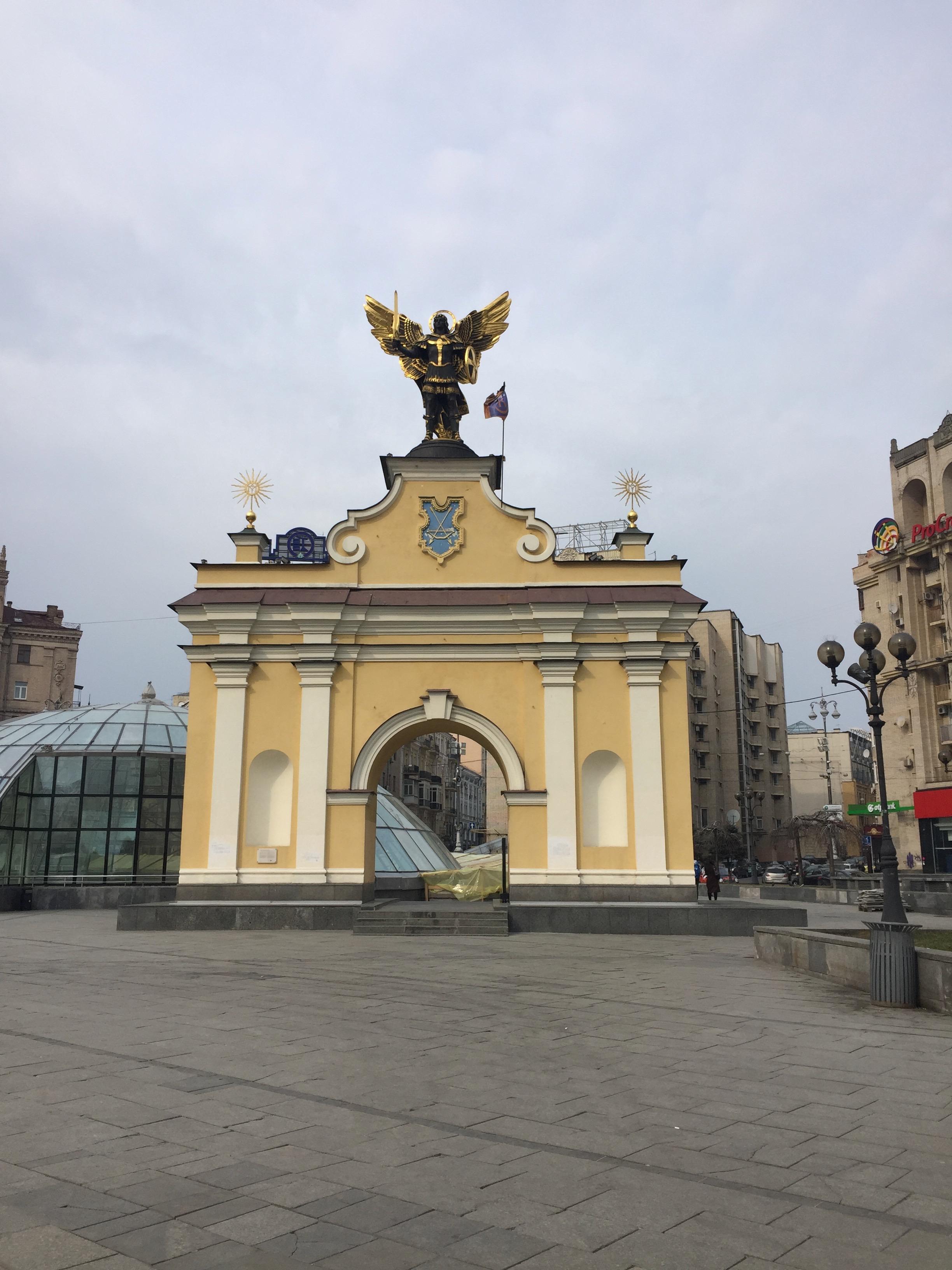 ポーランド門