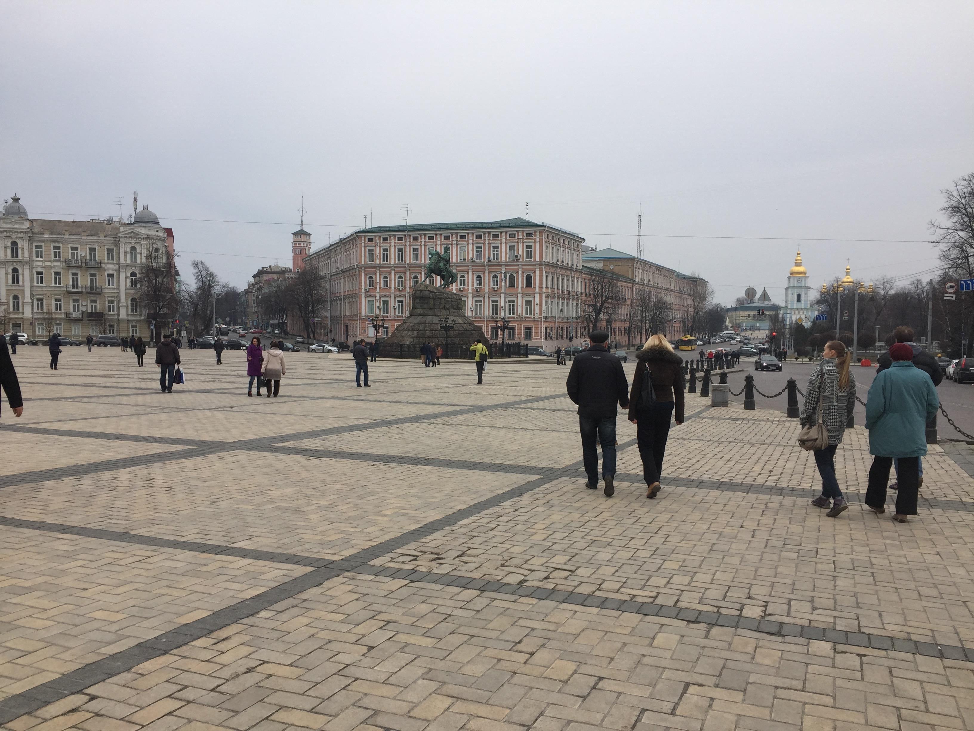ソフィア広場