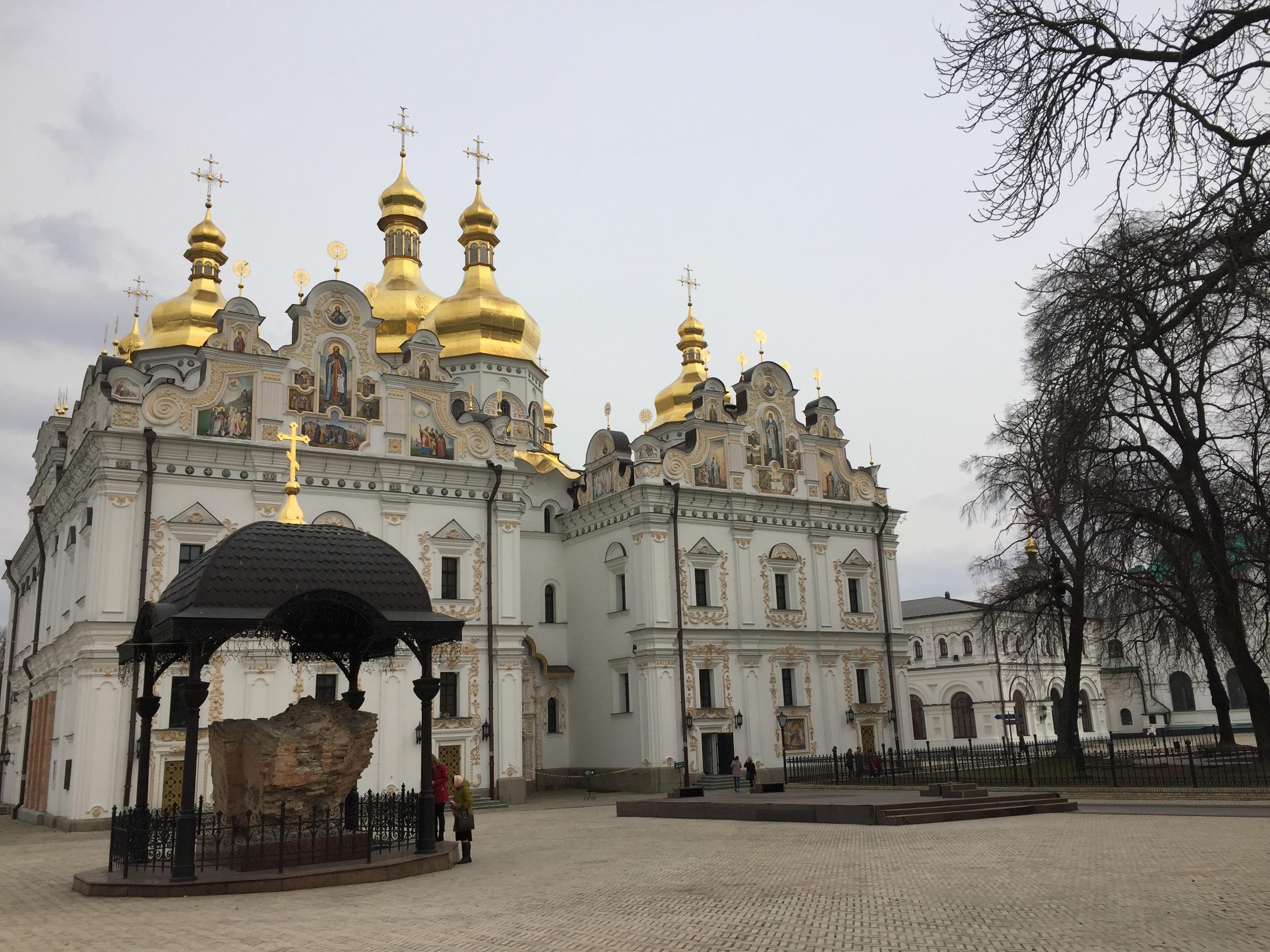 キエフのウスペンスキー修道院