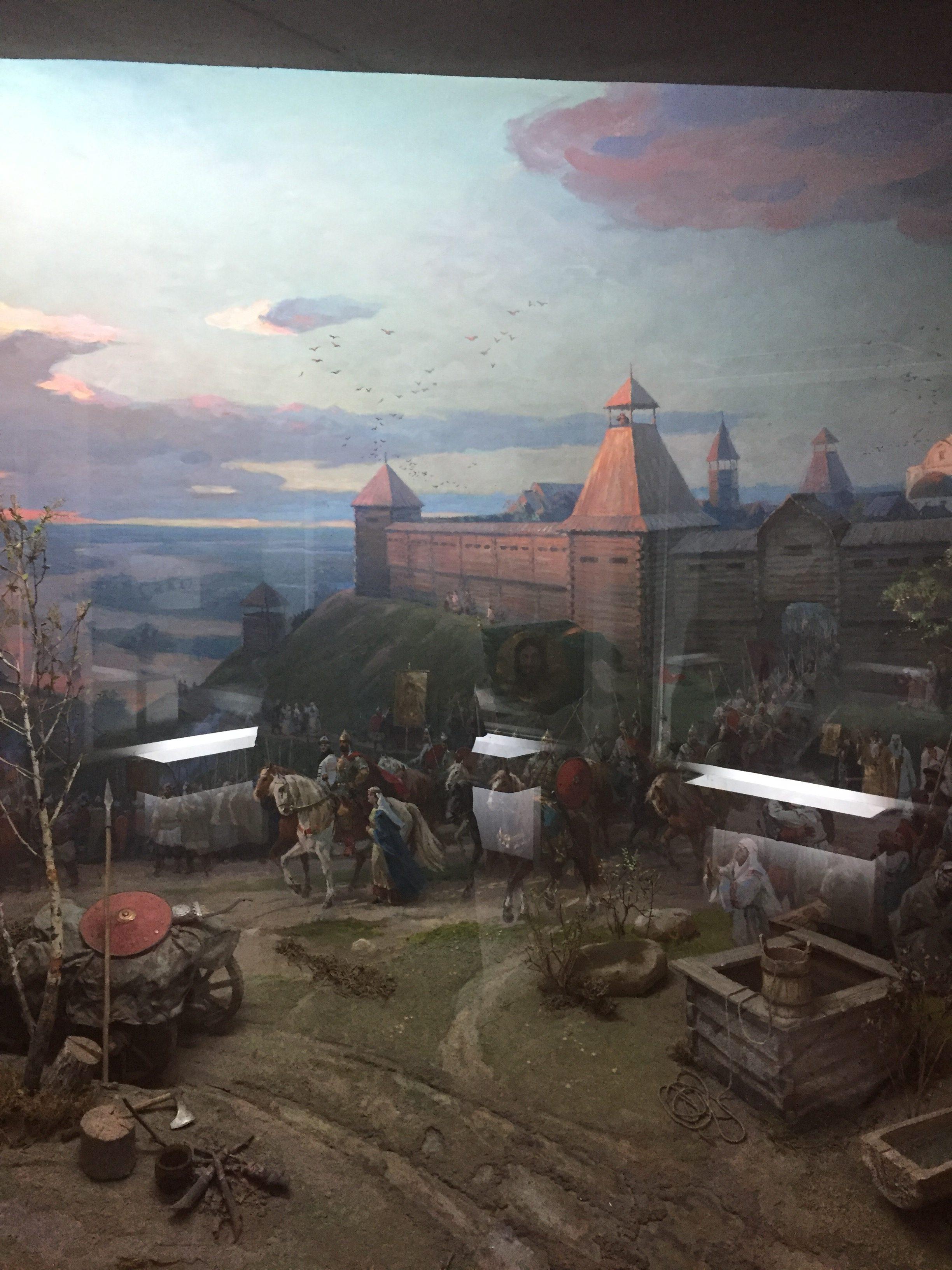 イーゴリ公関連の絵画