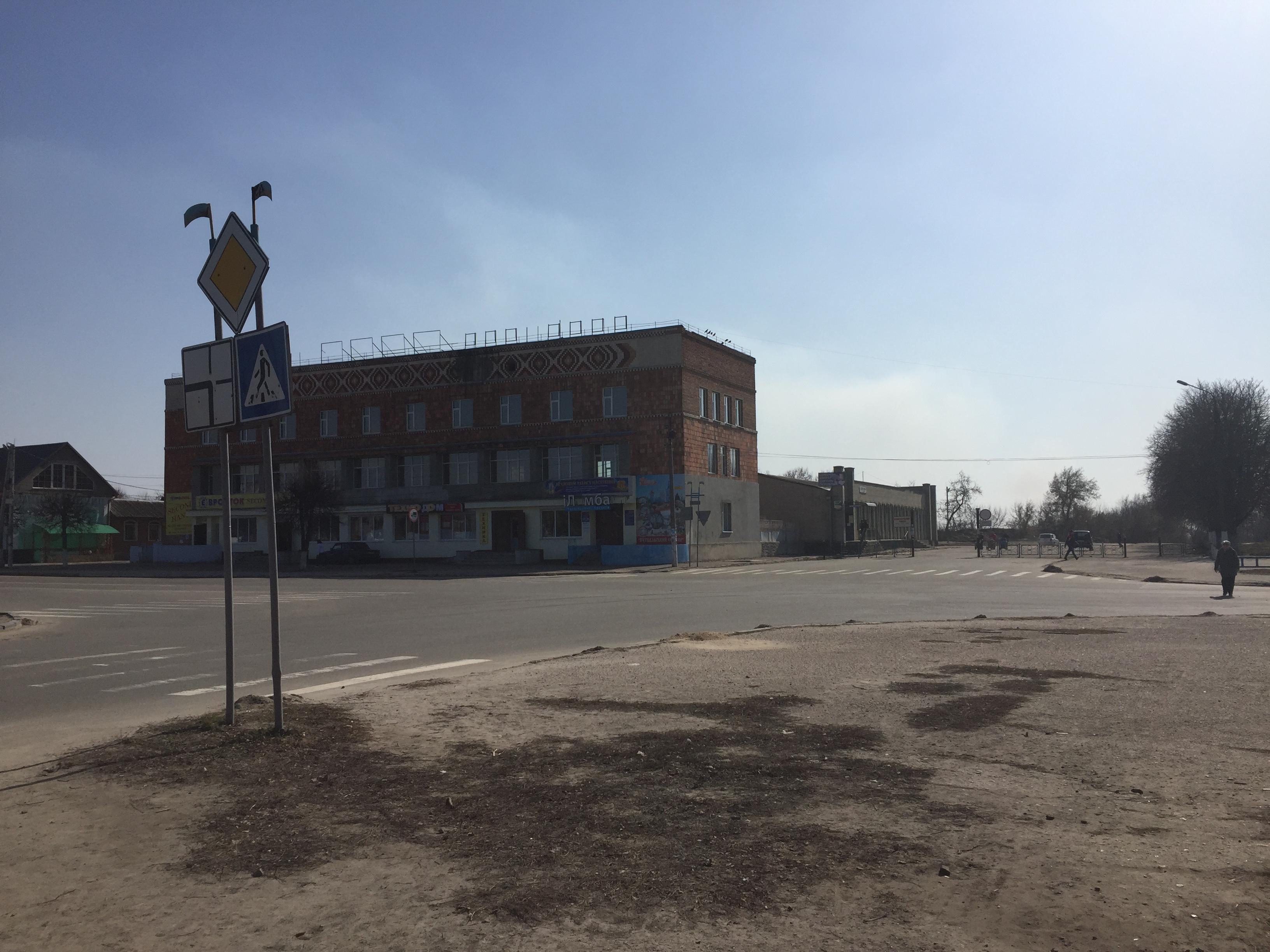 プチーヴリの中心地