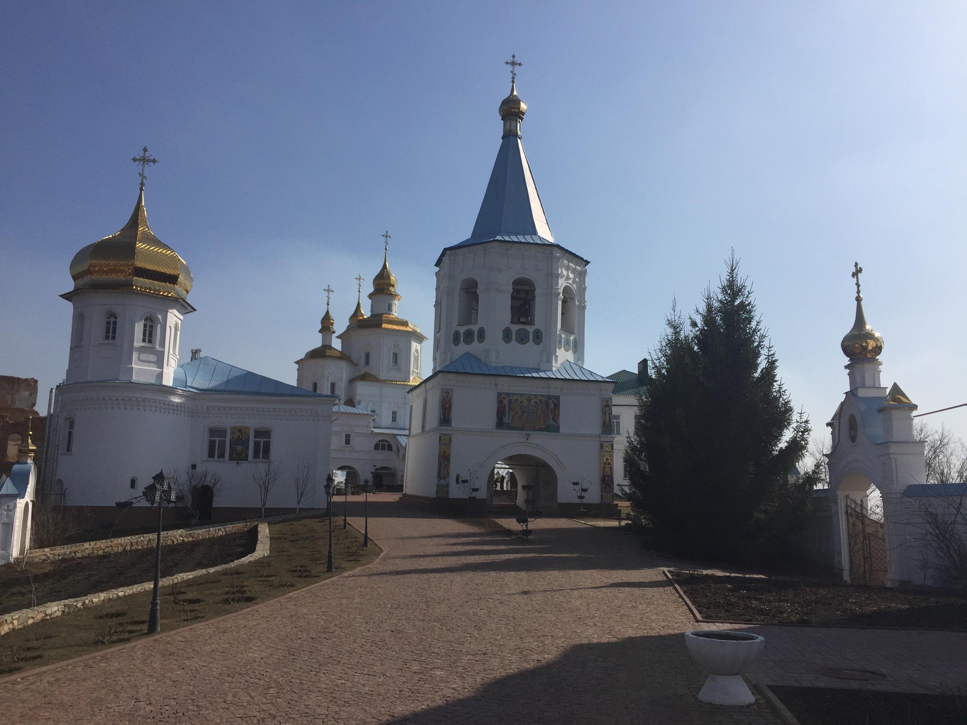 モルチェンスキー修道院メイン