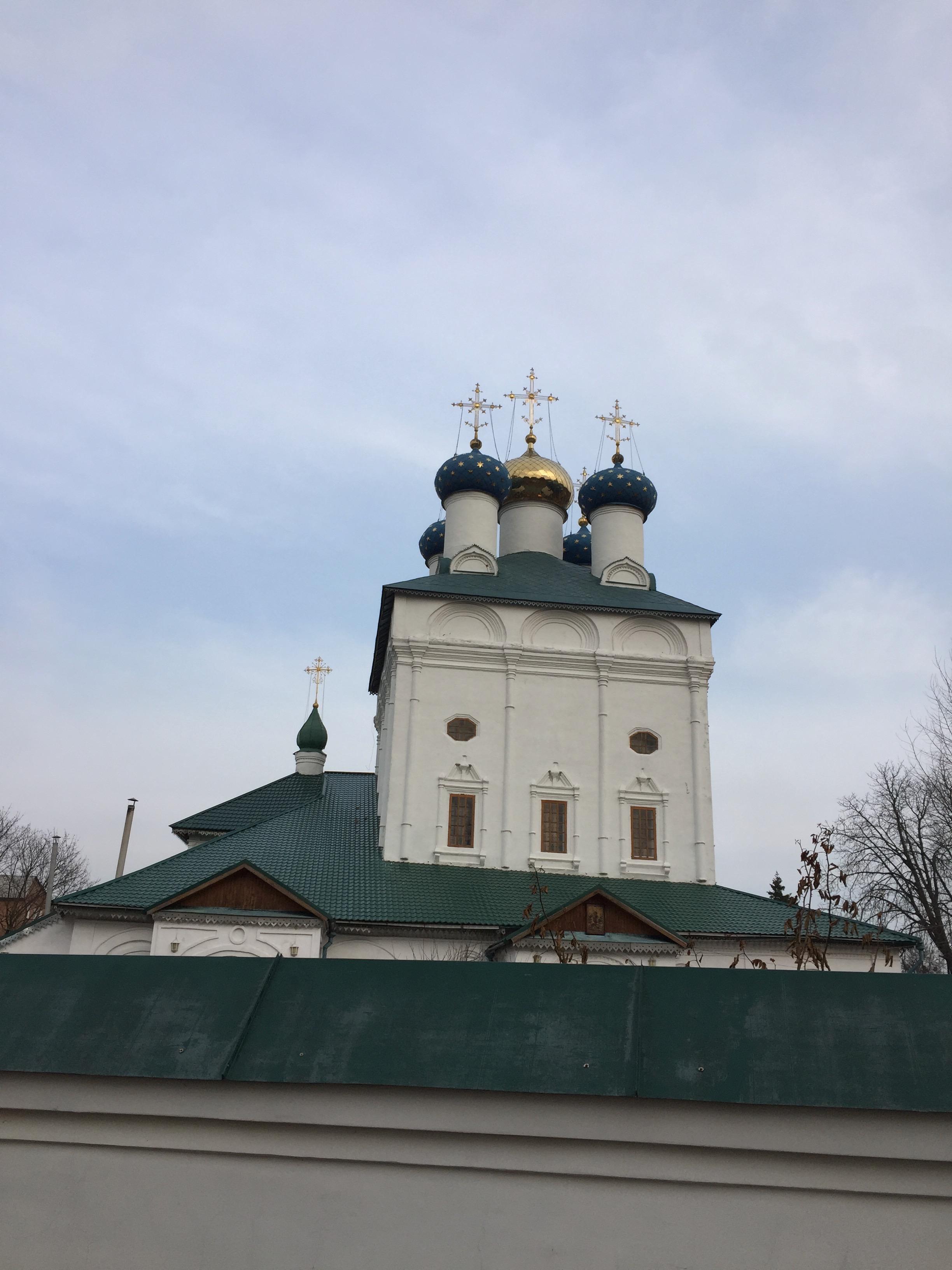 プチーヴリの聖ニコライ教会2