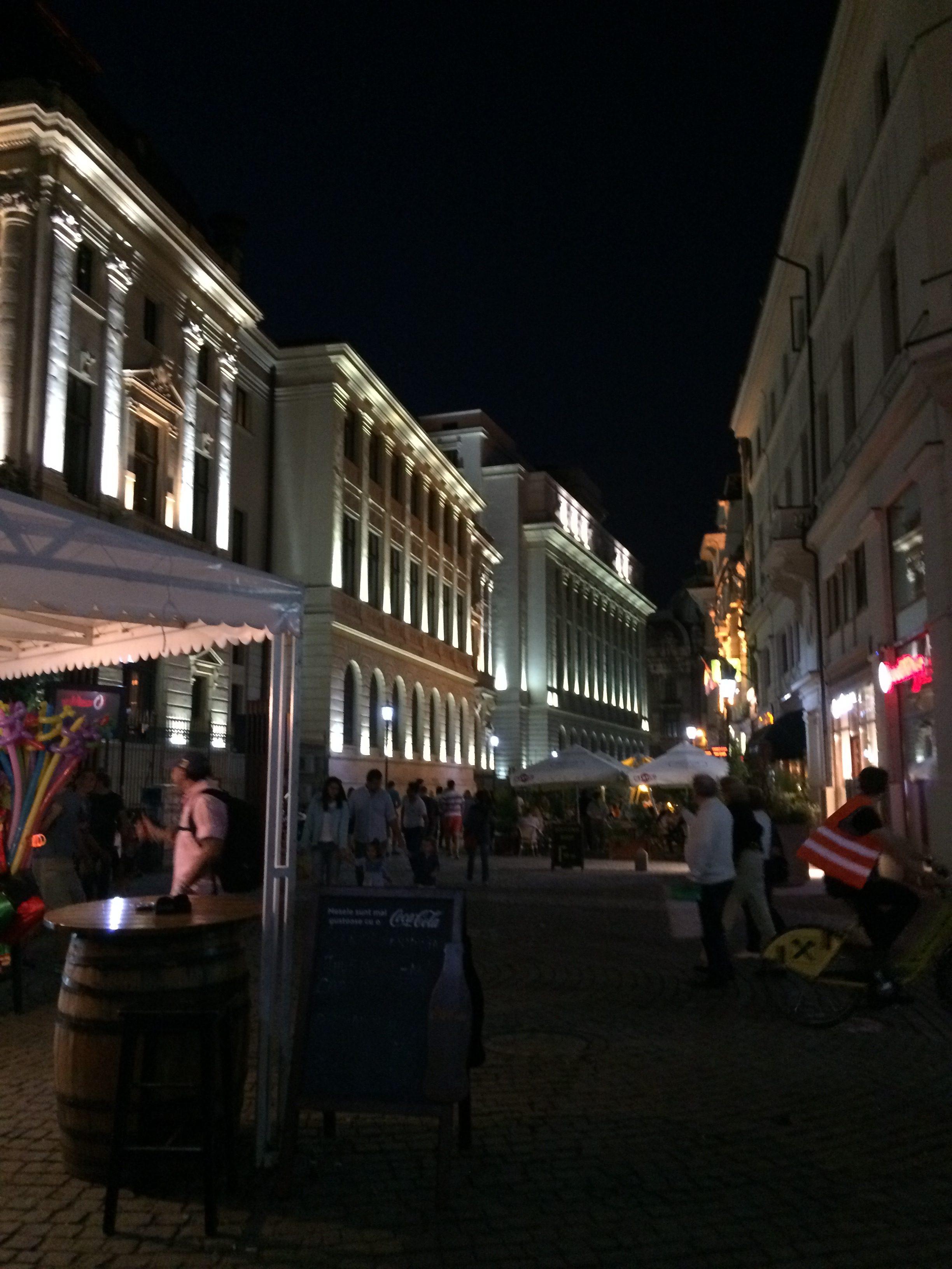 夜の旧市街2